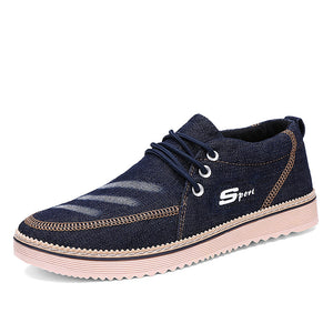 OBBVY-Denim Shoes Causal Shoes