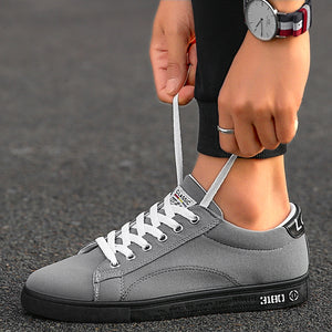 OBBVY-Men's Casual Canvas Shoes