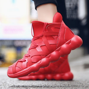 OBBVY-Unique Sole Design Men's Women's Sneakers Unisex Comfortable Shoes