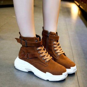 Women Casual Martin Boots