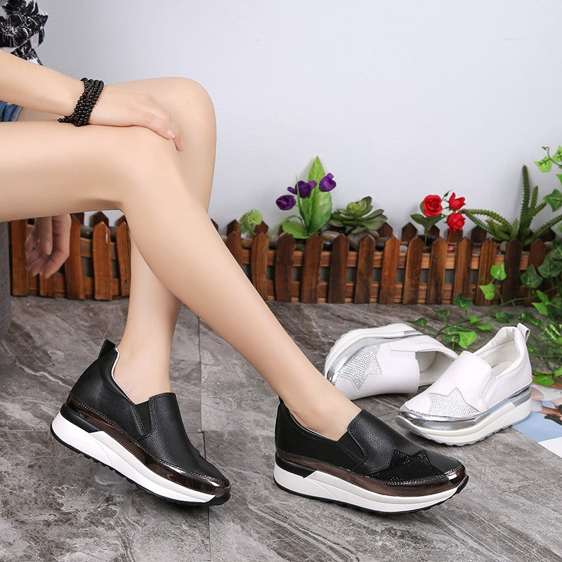 OBBVY-Women's Fashion Wedges
