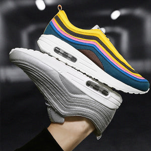 OBBVY-Rainbow Sneakers New Fashion Comfortable Shoes