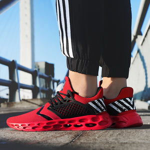 7fab26c7e3b OBBVY-Rubber Sole Sneakers Wearable Breathable Sports Shoes Ultra Size  EU39-46 US6