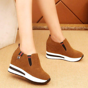 Fashion Shoes-Women's Thick-Soled Shoes