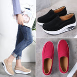 OBBVY-New Casual Soft Bottom Platform Shoes