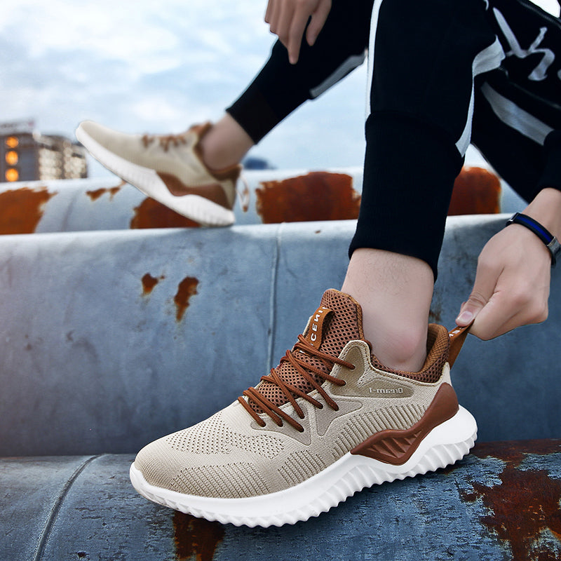 OBBVY-Breathable Wearable Running Shoes