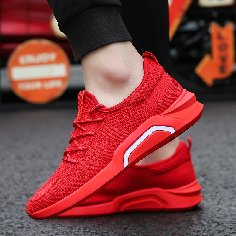 OBBVY-Men's Fashion  Breathable Sneakers