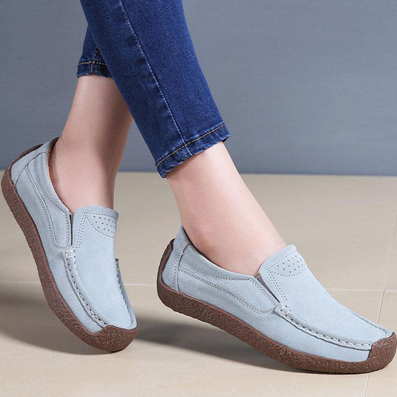 OBBVY-New  Autumn Casual Sports Flats