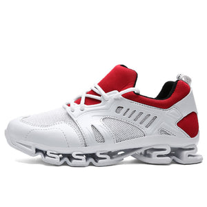 OBBVY-Top Hot Sneakers Mesh Breathable Sports Shoes