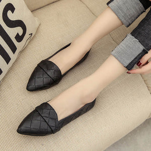 OBBVY-Shallow-Mouth Pointed Flats