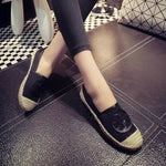 OBBVY-Flat Totem Comfortable Loafers