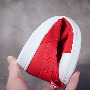 OBBVY-Thick-Soled Breathable Sneakers