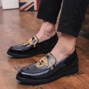 36c7d53c9 OBBVY-Embroidered Casual Loafers Size EU38-47 – obbvy