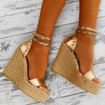 OBBVY-Buckle Wedges