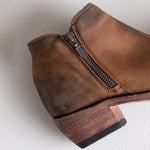 OBBVY-Comfortable Low Heel Ladies Booties