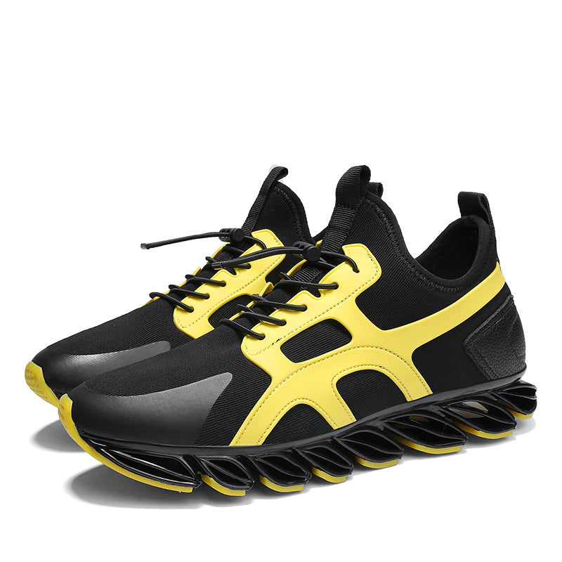 OBBVY-Top Hot Sneaker Blade Warrior Shock Absorbing Sports Shoes
