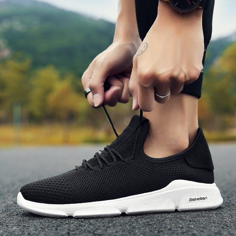 OBBVY-Breathable Sneakers Mesh Sports Shoes