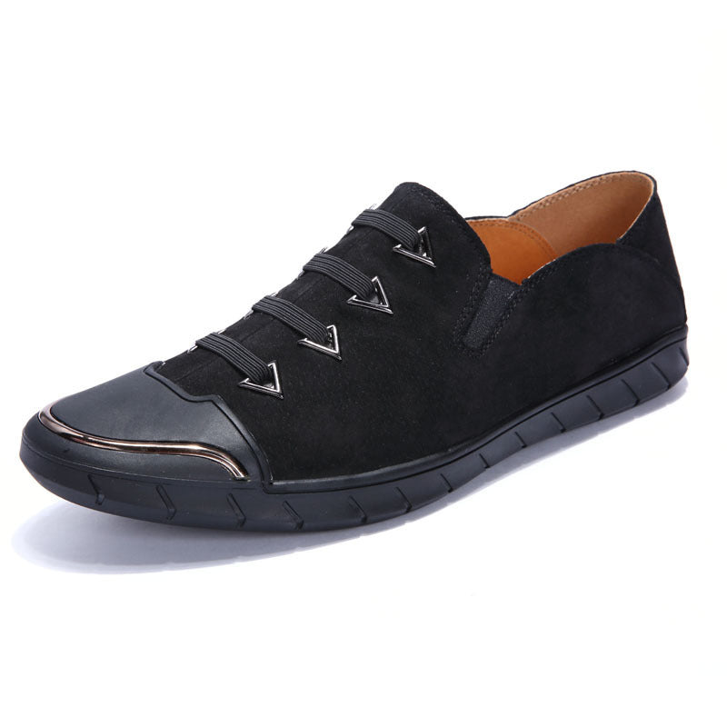 OBBVY-Men's Loafers Casual Shoes