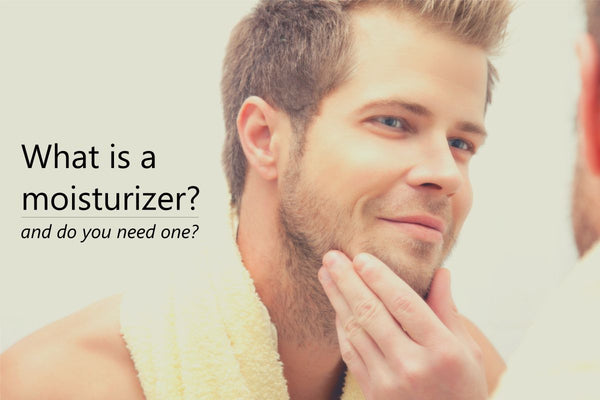 What is a moisturizer?