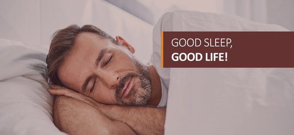 The Phy Life- Good Sleep, Good Life