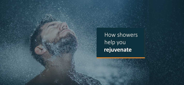 The Phy Life- How showers help you rejuvenate
