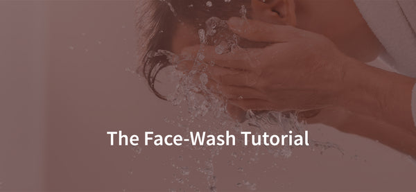 The Phy Life- Face Wash Tutorial
