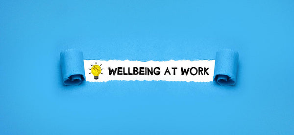 The Phy Life: Wellbeing at work