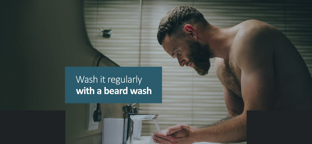 The Phy Life- Use a beard wash