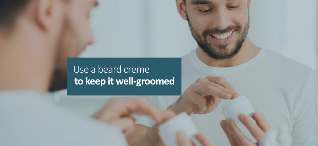 The Phy Life- Use a beard creme