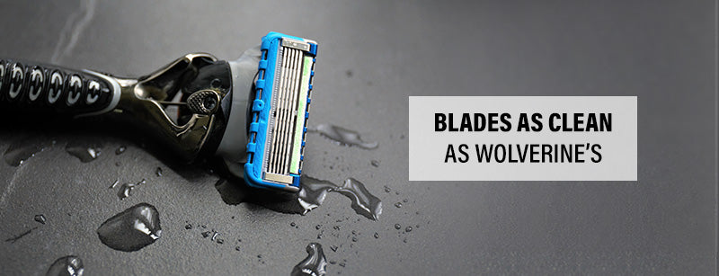 The Phy Life- Blades as clean as Wolverine's