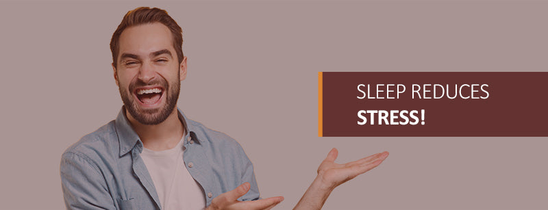 The Phy Life- Sleep Reduces Stress