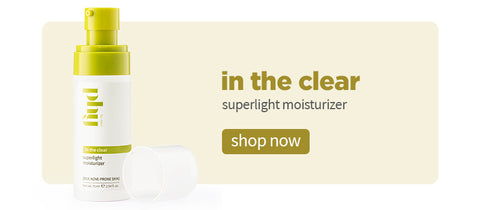 In The Clear Superlight Moisturizer