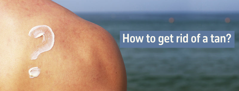 Phy: How to get rid of a tan?