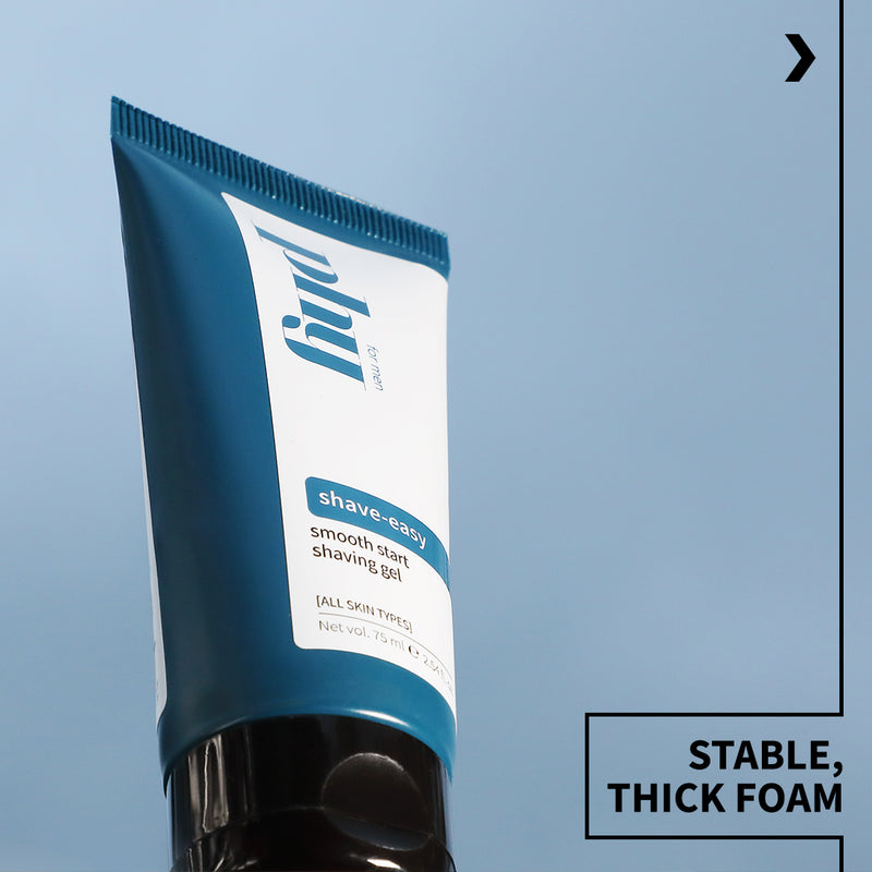 Shave-Easy Smooth Start Shaving Gel (75 ml)