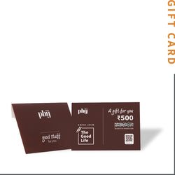 Gift Card - Rs. 500