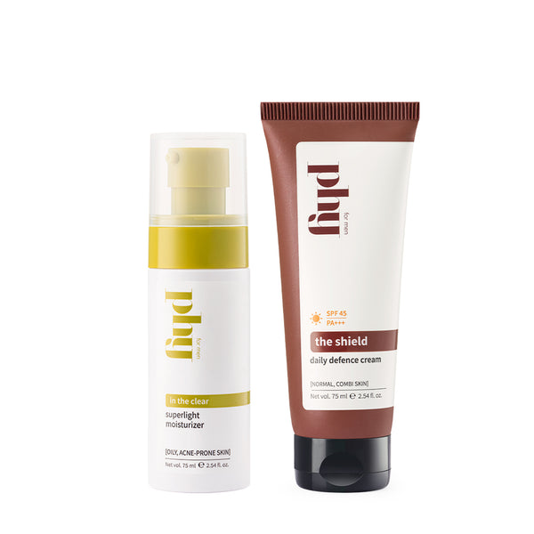 Hydrate + Sun Protect Duo: Exclusive
