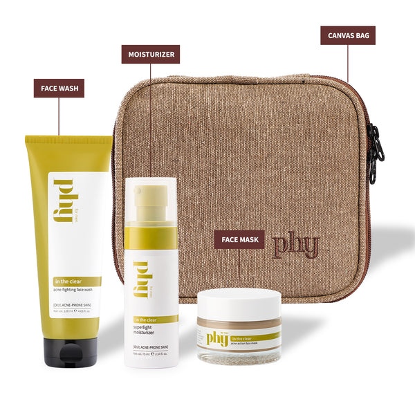 Skin Clarifying Trio: Exclusive