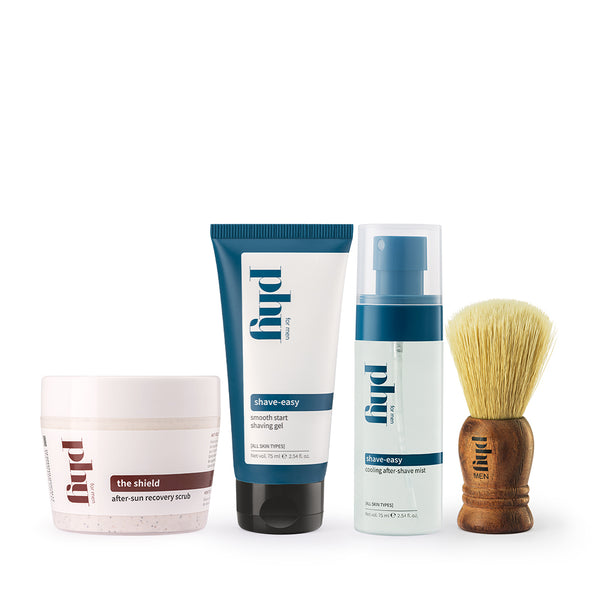 Complete Shave Set: Exclusive