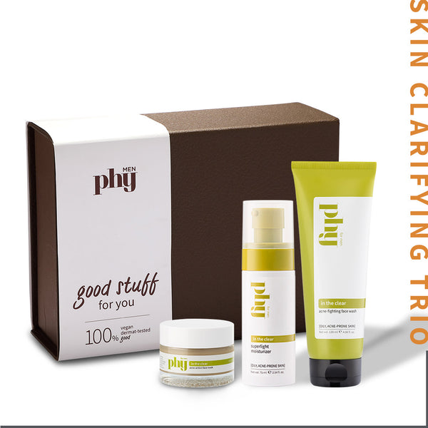Skin Clarifying Trio Gift Set