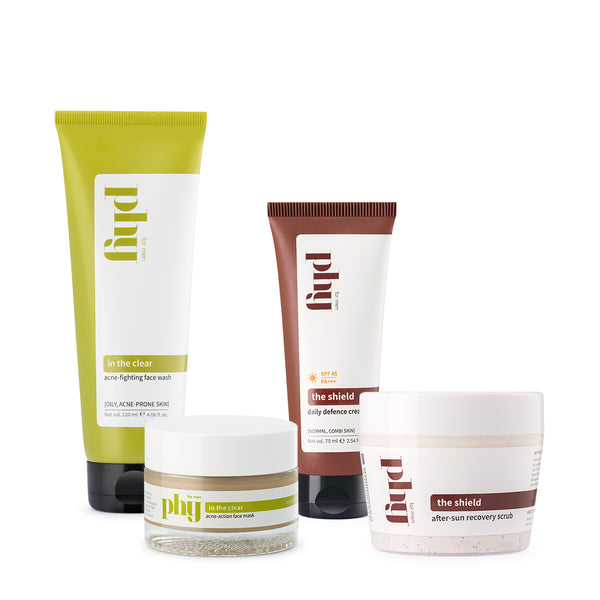 Skincare Full Set: CRED Exclusive
