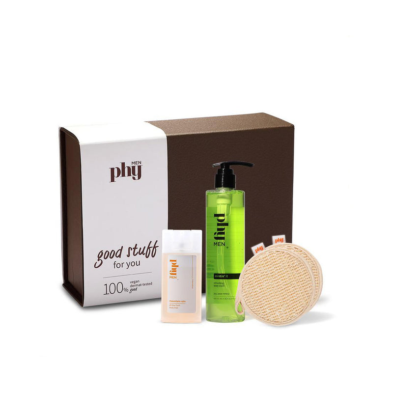 All day fresh gift set