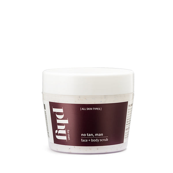 Phy No Tan, Man After-Sun Face + Body Scrub (200 gm)