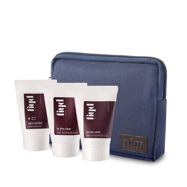 Phy On-The-Go Skincare Trio