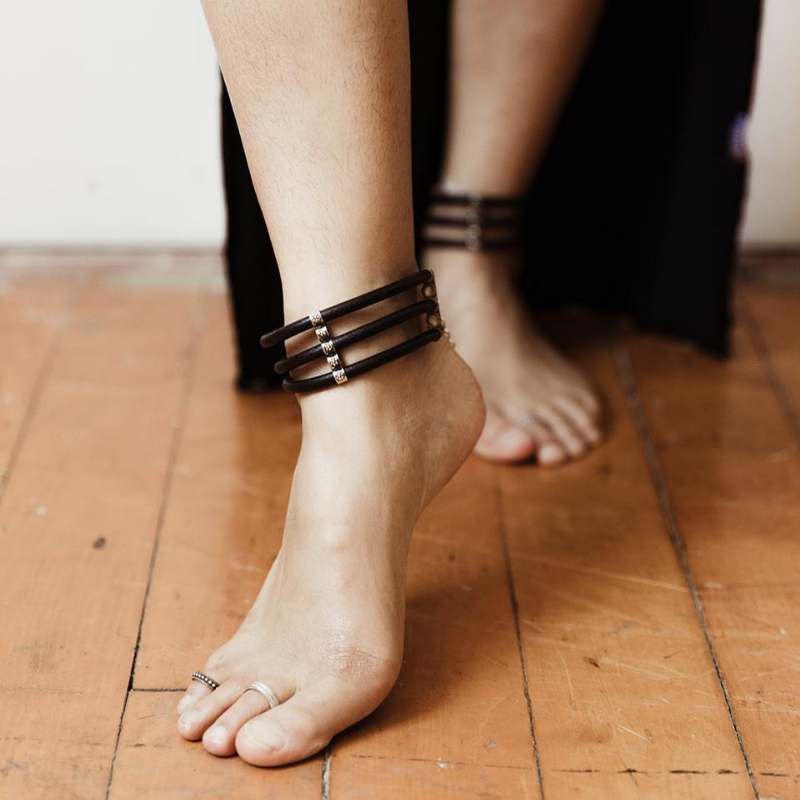 Cage | Anklet