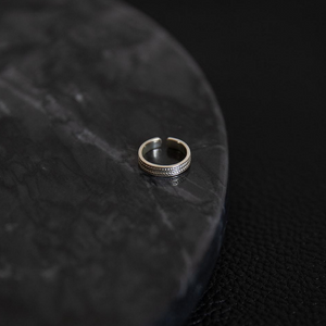 Wide Circle | Bague d'orteil