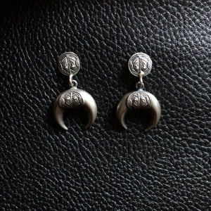 Vishnu Moon | Earrings