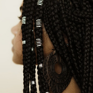 Aya Combo | Hair Jewelry x Ear Cuff