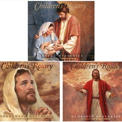 CHILDREN'S ROSARY (THREE CD SET)