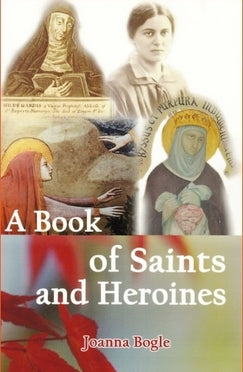 A Book of Saints and Heroines - Book