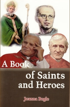 A Book of Saints and Heroes - Book